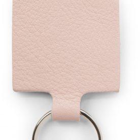 sleutelhanger - home - zacht roze